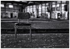 The Chair by kruemel-sangerhausen