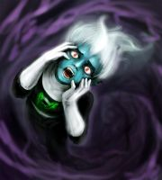 Danny Phantom - Descent by slifertheskydragon