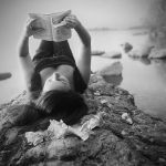 Maria,Salinger and her lake by WithinEye