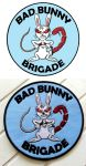 Bunny Badge-Commission by Comickpro