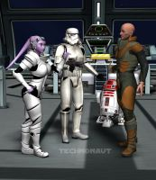 About that droid... by technonaut