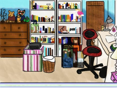 My Room by specky1