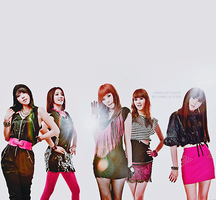 4minute edit 12 by NouNou01