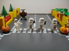 Abbey Road Halloween Edition 1 by reiner67