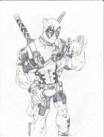 Deadpool by DJBoomBase