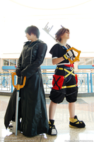 Kingdom Hearts: We are One by DeisCostumeCloset