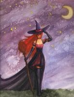 Night Witch by Lezzy-cat