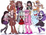 Monster High meets Monster Cereal by zaionczyk