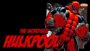 HULKPOOL WALLPAPER by Wrath-of-Vader
