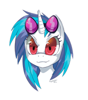 Vinyl Scratch by nekoslipknot