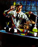 Re-Animator color by bloodedemon