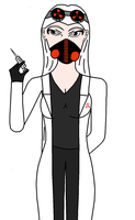 Nalini - Psychopathic LabTech by BL00DIEDHELL