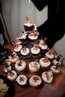 Cupcake tree by QueenSheba24