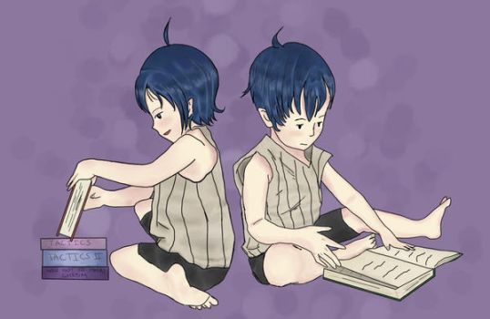 Baby Morgans by teliiii