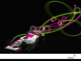milad racing car by pampilo