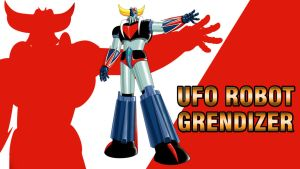 Grendizer Wallpaper by Zer013