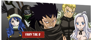 Fairy Tail B by imagleekandproud