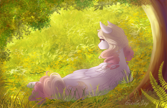 GIFT: Sunny Place by GloriaJoy