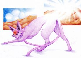 .:Espeon:. by ARVEN92