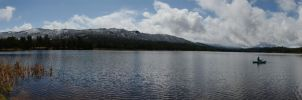 Horsethief Reservoir Snow 2012-05-05 3 by eRality