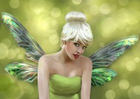 Tinkerbell by MartaDeWinter