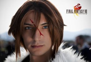 Final Fantasy 8: Squall Lionheart by DocSkavenger