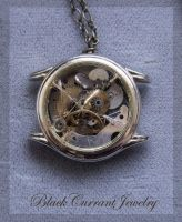 Broken Time by blackcurrantjewelry