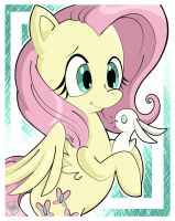 Fluttershy by MyToothless