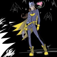 Batgirl by playkill