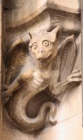 A Winged Creature by Amaries-stock
