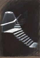 Stair case by shockwave-b2635488