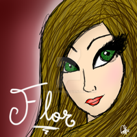 Miss Flor.- by Hadaleona