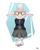 Assistant Mayor Bellwether by Fehlung