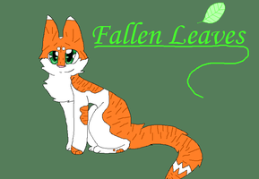 Fallen Leaves by Breezeleaf