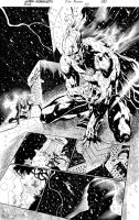 JLA#10 page 20 ink small by eberferreira