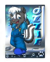 Ozzie Overalls Tag by Tavi-Munk
