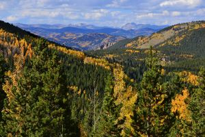 Colorado Autumn by mttomimages
