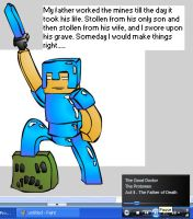 Minecraft by disturbed-perfection