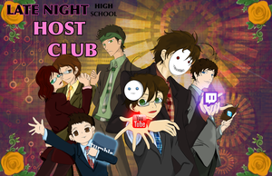 Late Night High School Host Club by Teagan-Sheriti
