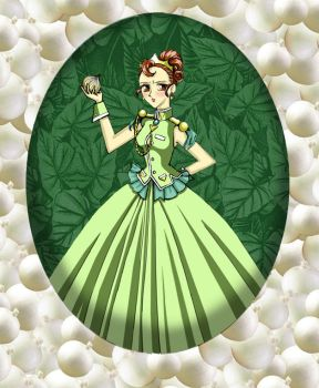 The Onion Bride by redheaded-step-child