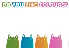 We like colours by Reddari