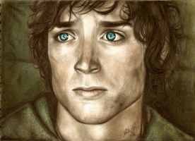 Frodo Baggins by FridaG