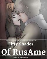 Fifty Shades of RusAme by DesignSpry