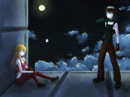 Cave Story outer wall by ragecndy
