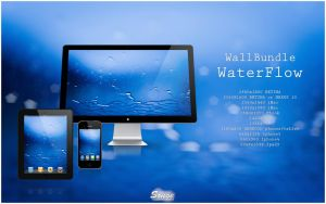 WallBundle 4 : WaterFlow by songe