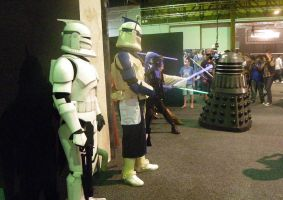 Armageddon - Dalek Attacks 501st by Flynn-the-cat