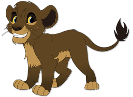Lion Cub Blake by Blakem15192