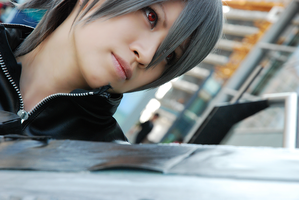 the prince . noctis by yuuchul