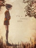 _Lonely soul_ by FilliNoctis