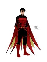 Red Robin Redesign by tsbranch